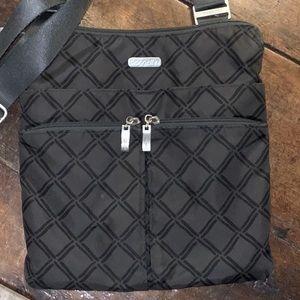Bagallini Crossbody Bag Dark Grey